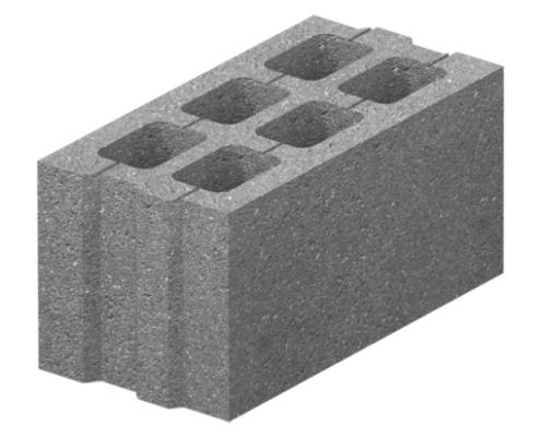 Блок-М-75-40-20-20