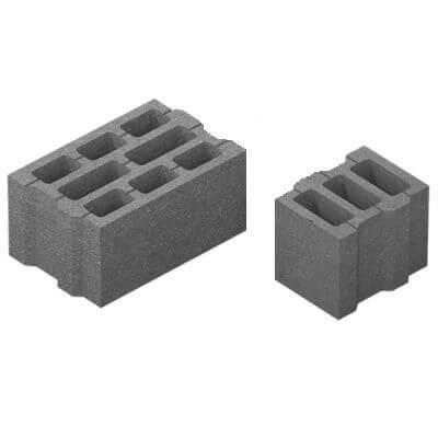 Блок-М-75-40-25-20